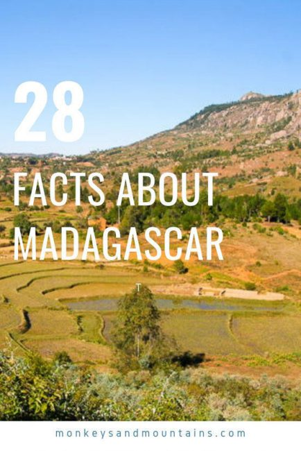 28 facts about Madagascar