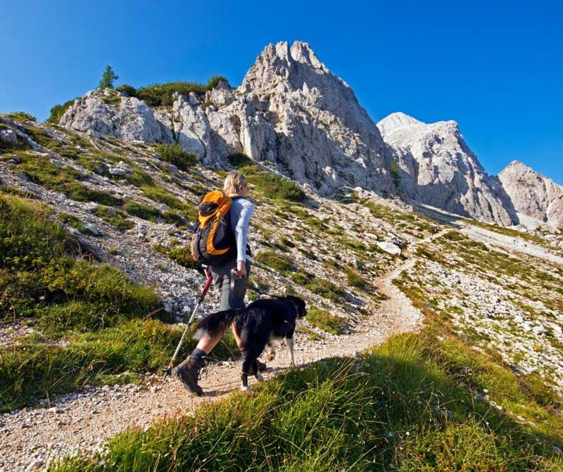 Train for your hike now so that it will be more enjoyable.