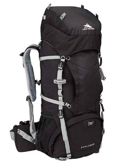 High Sierra Explorer 55L Internal Frame Backpack