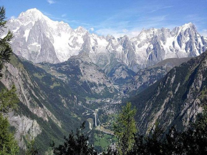 things to do in Courmayeur Italy