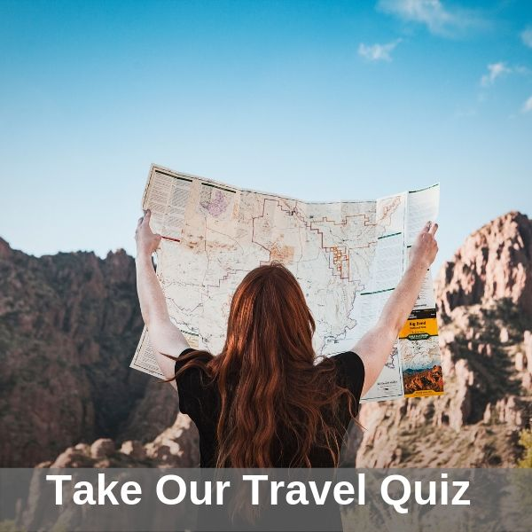 travel quiz - what kind of traveler are you?