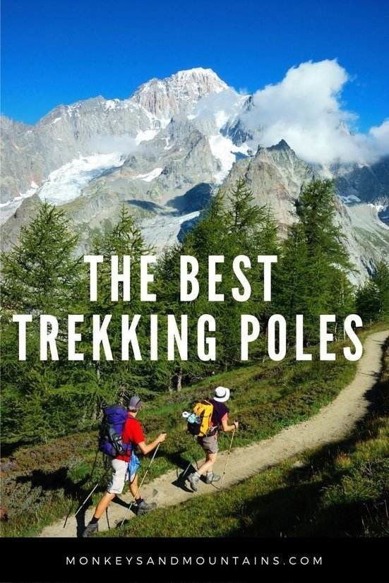 hiking and trekking poles our tips and recommendations
