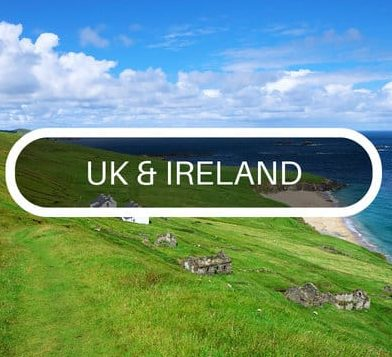 adventure travel in the UK and Ireland