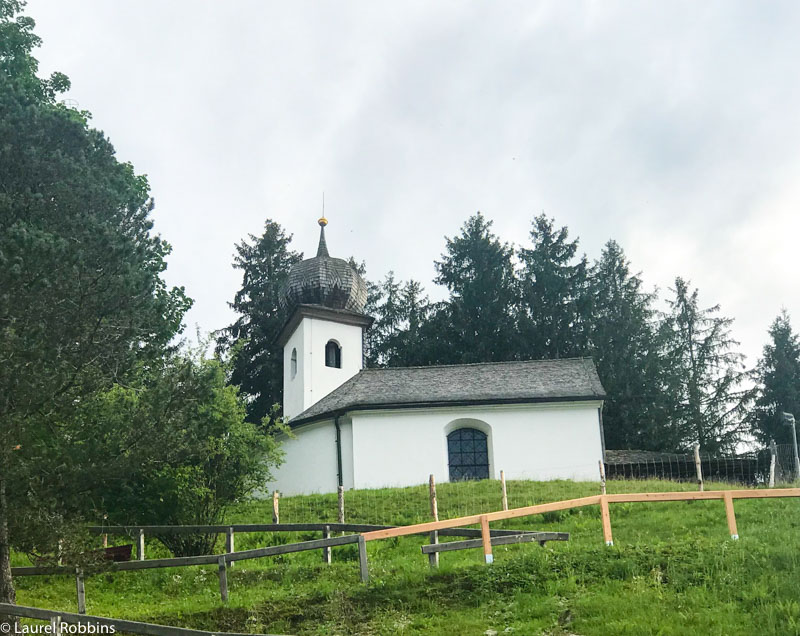 When you visit Ellmau be sure to check out Marienkapelle.