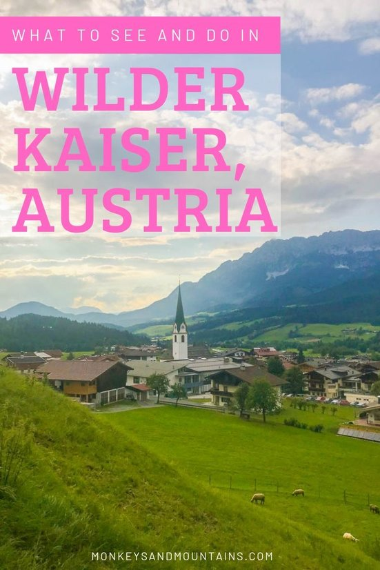 Wilder Kaiser What Summer You'll Love