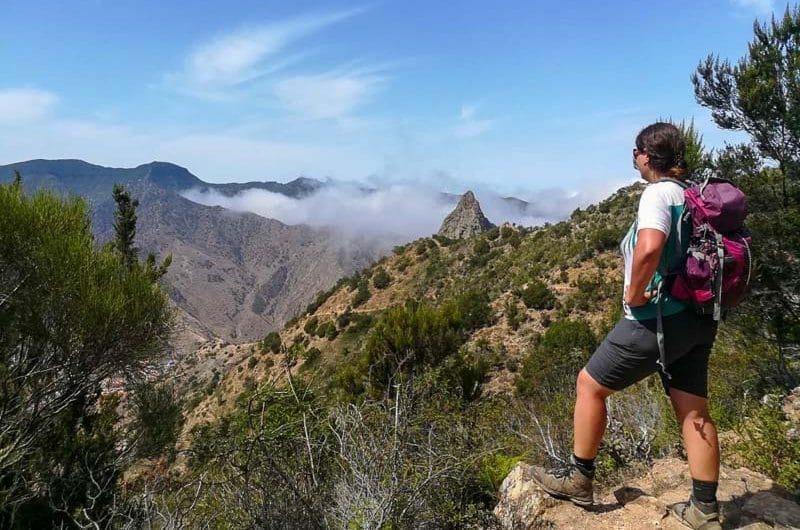 La Gomera offers great hiking for beginners given that most trails are straight forward.
