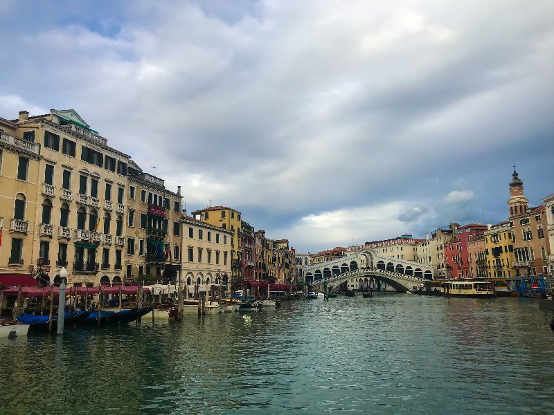 Venice is one of the best places to visit in Italy