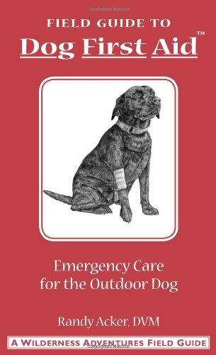 Dog first aid is as important as human first aid and a great gift for hikers with dogs.