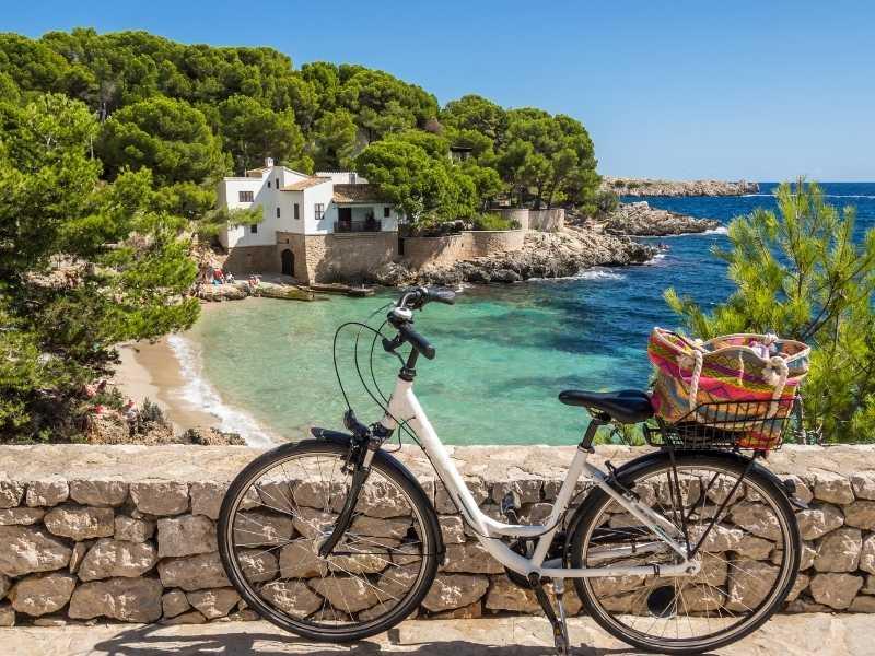 Mallorca has great cycling