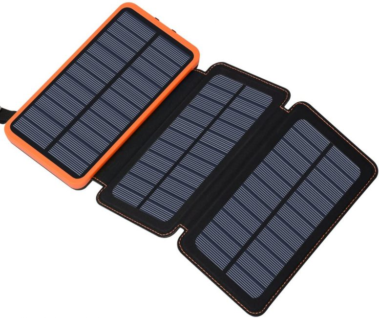 A good solar charger is a great gift for hikers.