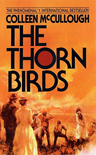The Thorn Birds is one of Australias most iconic book and will have you wanting to travel to discover Australia.