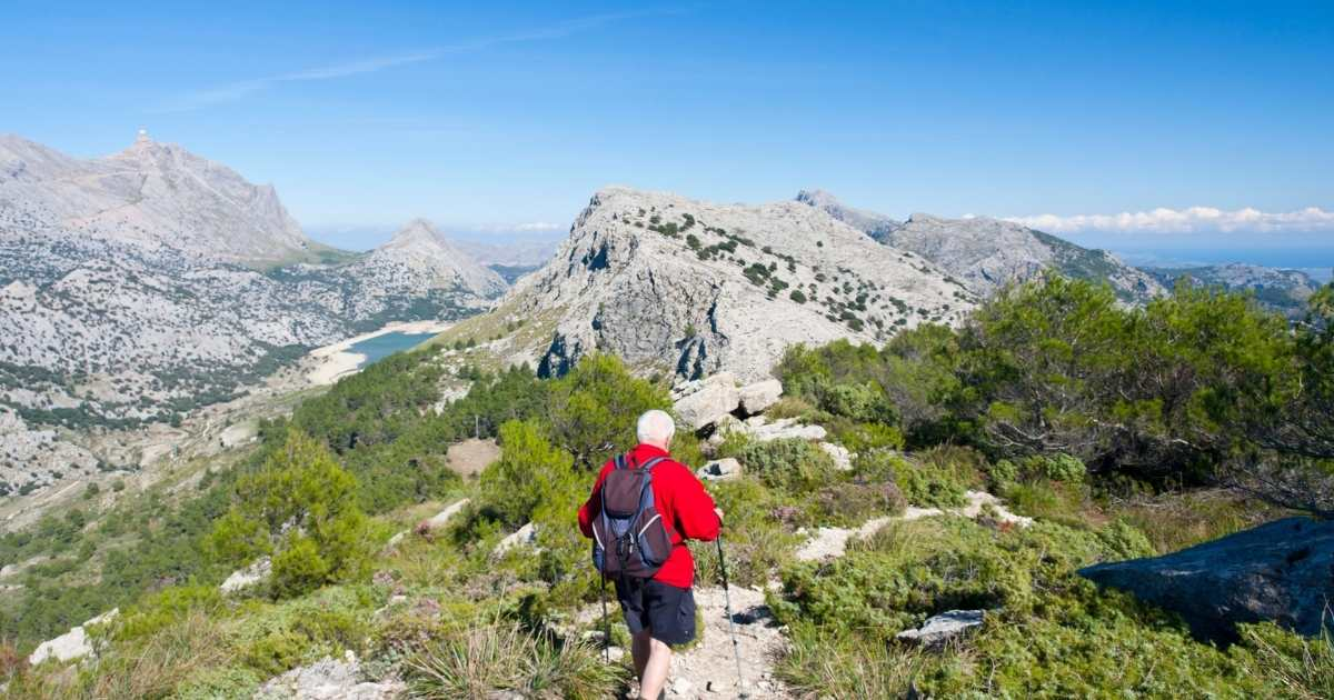 adventures in hiking in Mallorca