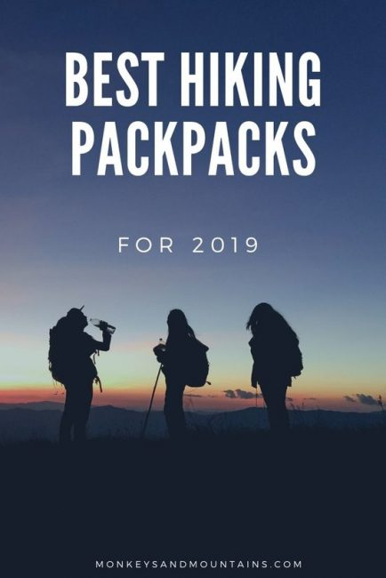 top backpacks for hiking