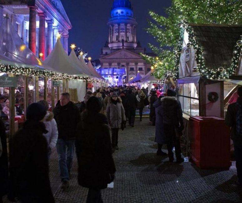 Spandau Christmas Market is one of the best European Christmas Markets