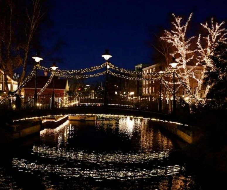 Gothenberg has one of the best European Christmas markets