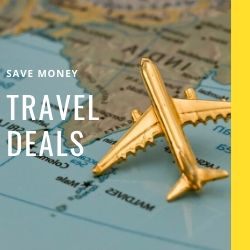 deals on travel, hotels, flights, activities and more