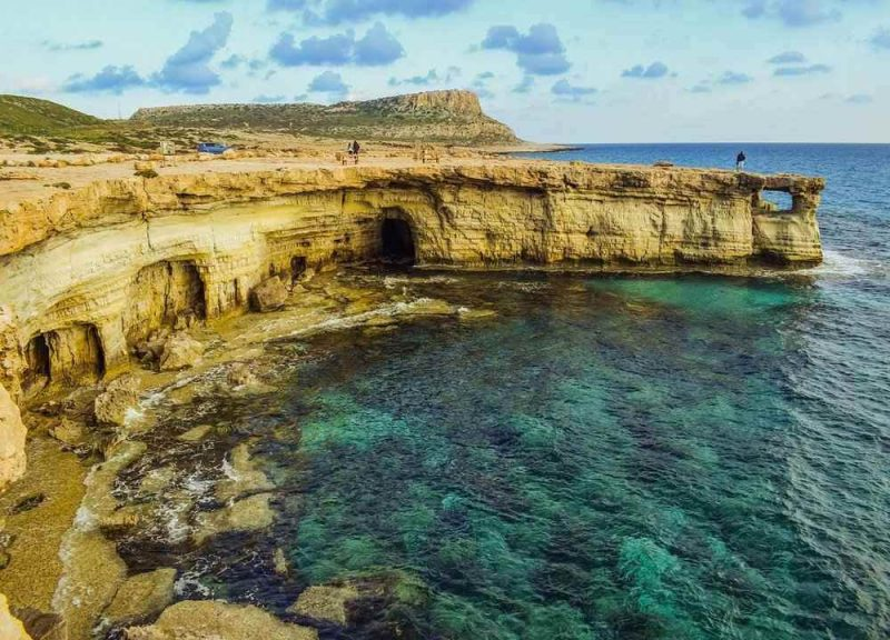Cyprus is one of the most beautiful places in Europe. It is also one of the best places to visit in January in Europe.