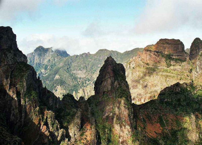 Madeira offers visitors a diverse landscape with something for everyone