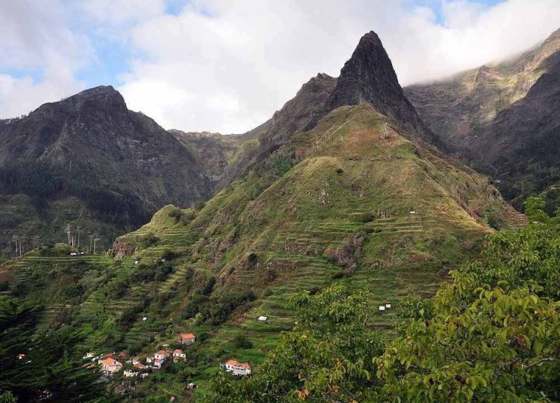 Madeira Portugal is one of the best places to visit in Europe in January