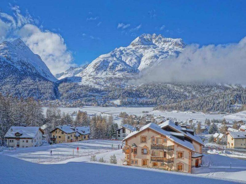 Zermatt is one of the best ski resorts in Switzerland