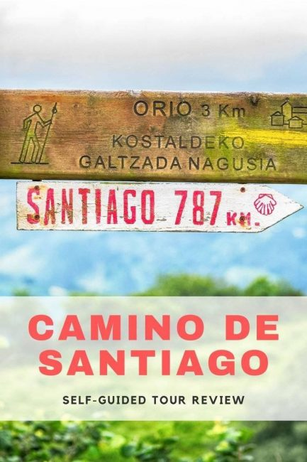 review of Camino Ways, provider of Camino de Santiago tours