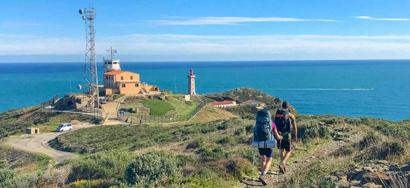 Costa Brava hiking tour self guided