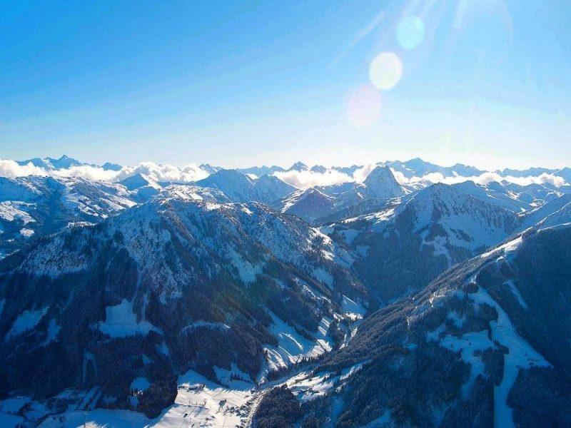 Kitzbuhel is one of the most luxurious ski resorts in Austria