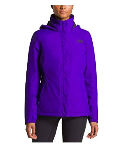 outer layer jacket is an essential part of winter hiking clothes