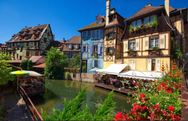 The best vineyards outside Strasbourg France
