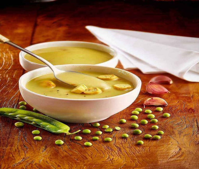 Canadian Pea soup is one of the best soups from around the world