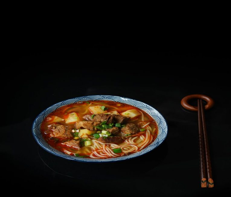 Ramen is one of the most popular soups in the world