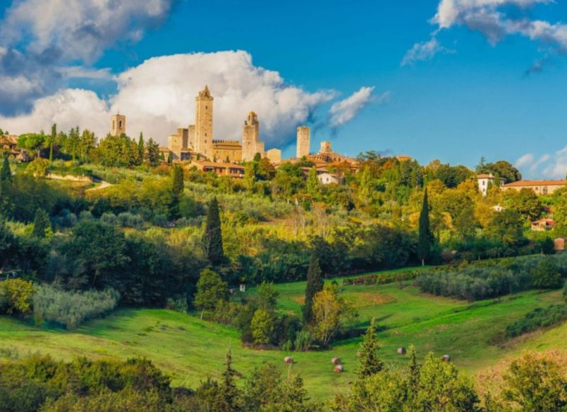 Explore the best of Tuscany on this wine tour