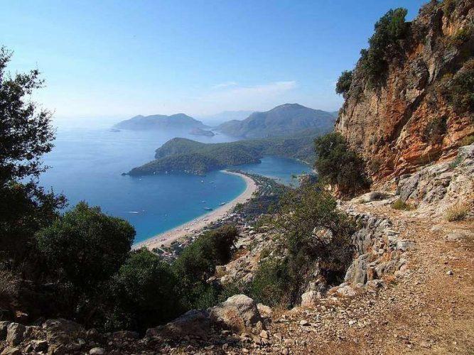 Hike the Lycian Way along Turkey's stunning coast.