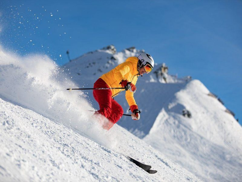 Exciting skiing opportunities in France