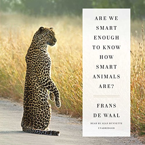 Books about animals and their intellect are an amazing read.