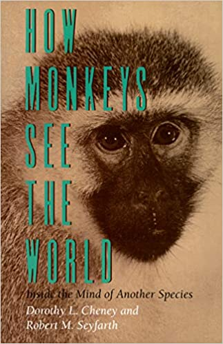 This is a great book choice if you're interested in how animals think.