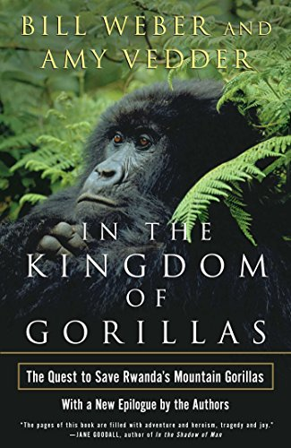 Wildlife book about gorillas