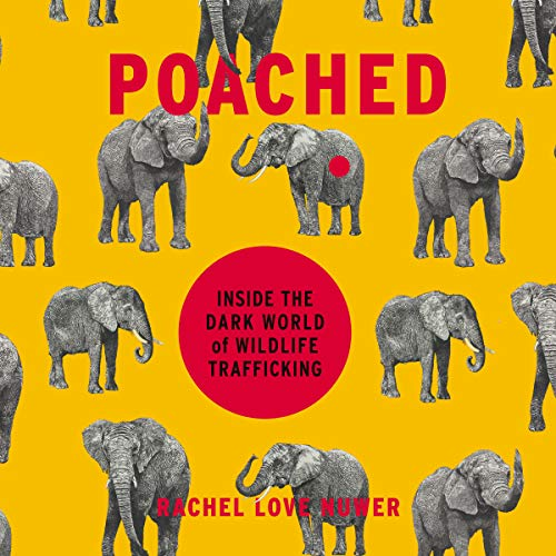 Books about poaching give you a better understanding of the dilemma that we face and how to find solutions to this wide spread problem.