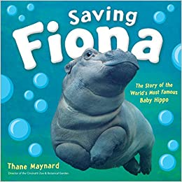 Fiona the Hippo Book is great for kids