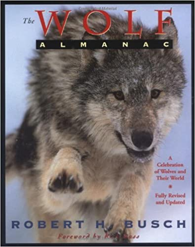 Books about wolves are a great read,