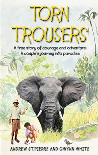 African wild animals are great to read about. Pair that with some adventure and you have the perfect wildlife book.