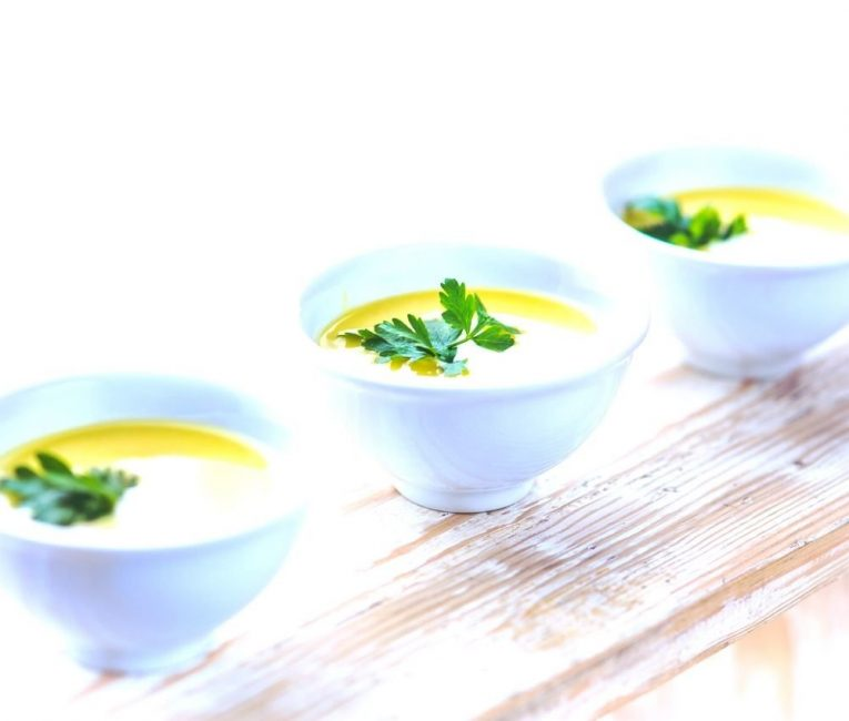 German potato soup is a great soup from around the world