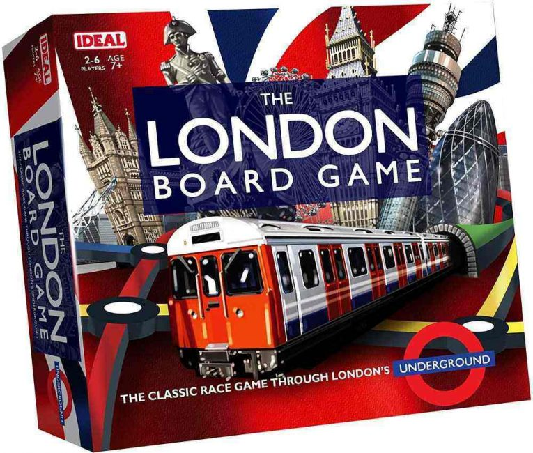 Love London? I do too and that is why I loe playing this travel board game.