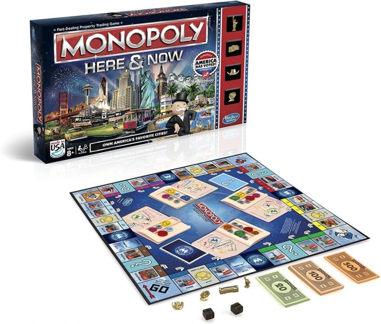 Monopoly is a game for the ages. And with so many different ones to choose from, you will get to know every part of the world before  you know it.