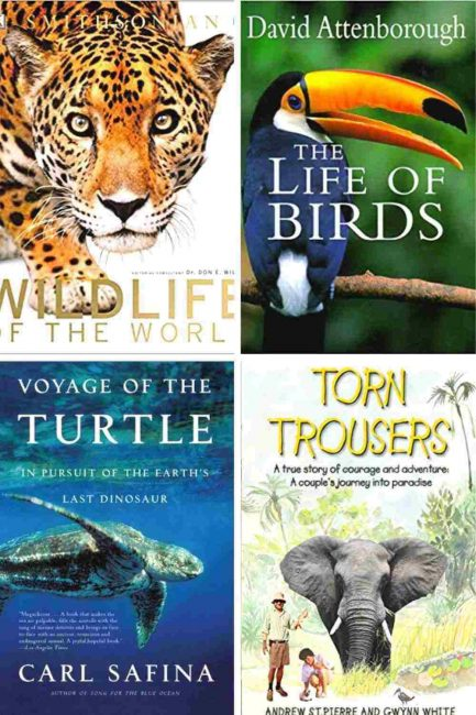 Books about wildlife