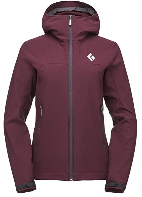 The Black Diamond Patrol is a great jacket and makes a great gift for female hikers.
