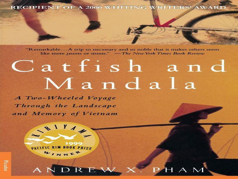 Catfish and Mandala is a great book to inspire travel