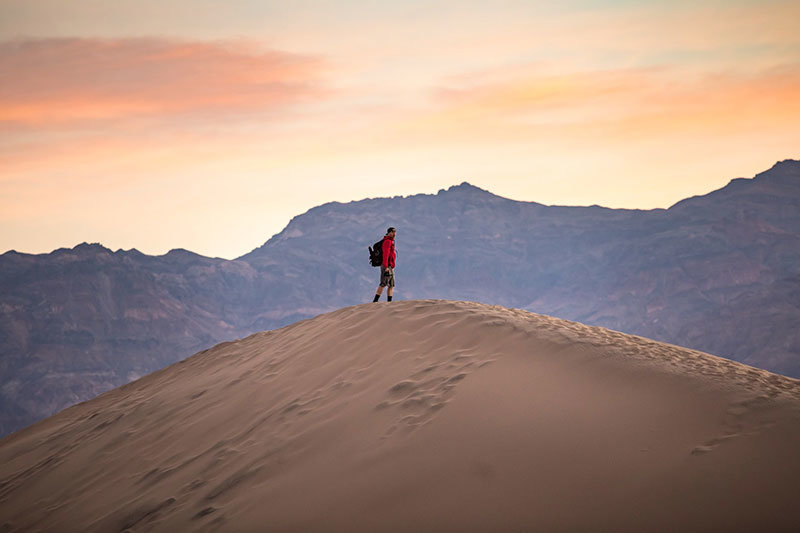 Death Valley National Parks offers some amazing hikes for every level.