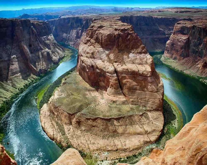 The Grand Canyon is one of the most iconic places to tour in America