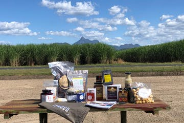 get local products from Tweed Shire delivered to your house during the travel ban